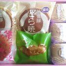 桜のラッピングと素敵なお菓子♪丸嶋屋@野田