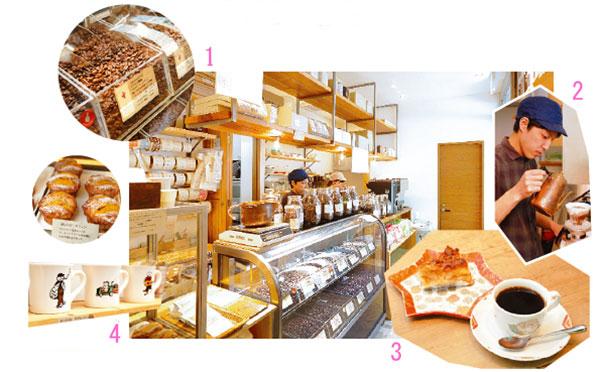 テラコーヒー アンド ロースター 大倉山店