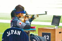 アテネ・北京・ロンドンパラリンピック射撃元日本代表の田口さん