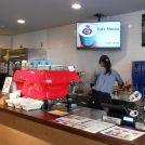 浦和のニュージーランドスタイル「オキオキカフェ」でホワイトフラットを!