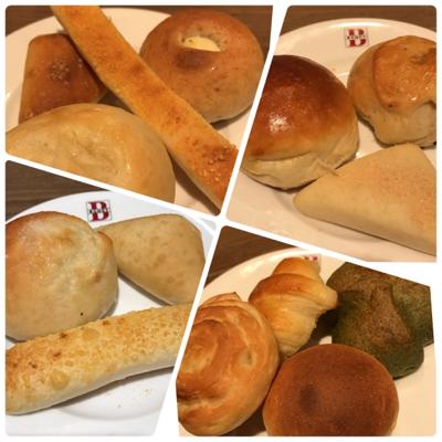 食べたパンたち