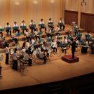 シンシアウインドオーケストラ定期演奏会(写真は過去の演奏会の様子)