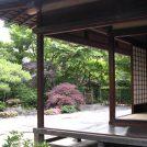 双樹亭と庭園