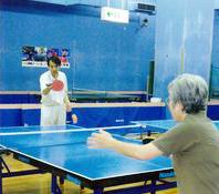 卓球に挑戦!初心者入門教室(10回)