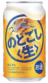 「キリン のどごし〈生〉」350ml缶×6缶セットを読者20人にプレゼント!