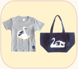 吉祥寺Tシャツ&トートバック