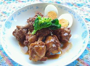しみうま!柔らか鶏手羽元の紅茶煮 おすすめのGW☆おもてなしレシピ