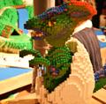レゴランド・ディスカバリー・センター大阪に恐竜がテーマの新エリア