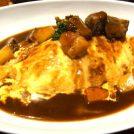 吉祥寺のオムライス、シチューがおいしい洋食屋「キッチンククゥ」でランチ