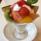 果物のプロ「フルーツカフェオレンジ」(南流山)で国産マンゴのパフェ食べたい
