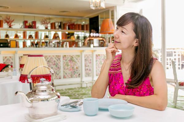 香港料理研究家・櫻井景子先生