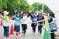 すまいる大阪リレーマラソン