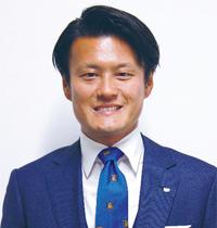 公益社団法人 立川青年会議所 理事長 岡部栄一さん(写真)