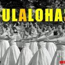 HULALOHA ELUAポスター