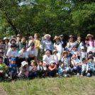 武州養蜂園親子養蜂体験