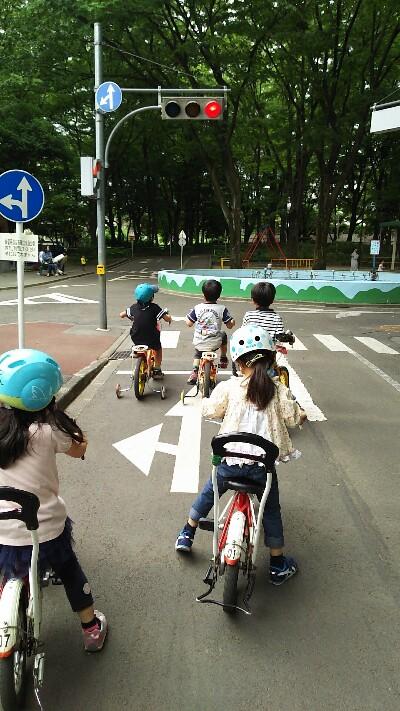 無料で一日楽しめちゃう!子連れのオアシス「杉並児童交通公園」@浜田山