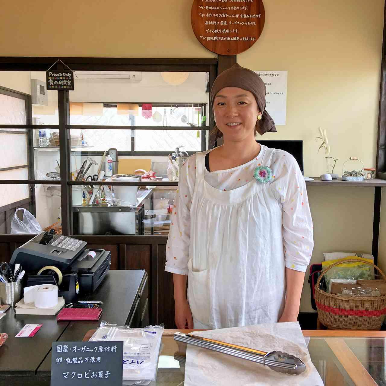 利根運河近くの農園に開店の直売所「ido」でマクロビお菓子を。朝ヨガ&朝食のイベントも