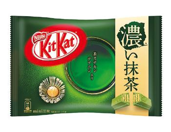 キットカット ミニ 濃い抹茶 11枚