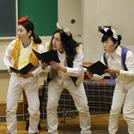 6/28(水)くにたち芸小で入場無料の「長靴をはいたネコ」公演