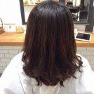 """""""髪質改善トリートメント""""で髪がトゥルルン♪"""