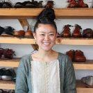 話題人インタビュー kisakishoes オーナー/shoemaker  木佐木 愛(きさき めぐむ)さん