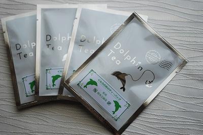 dolphin tea