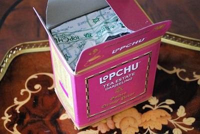 LOPCHU tea
