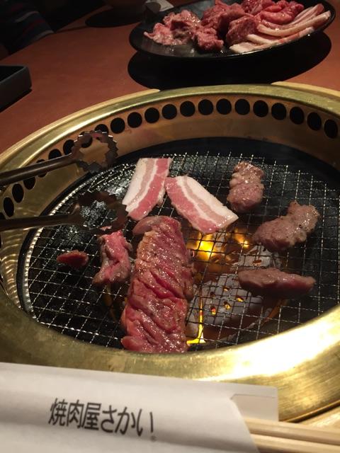 さかい 池田 焼肉