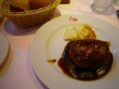 西宮「ラ・ブリック」の国産牛肉のハンバーグがママ友の間で話題!