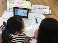 Web子どもプログラミング授業風景①