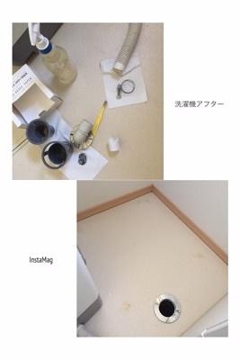 洗濯機アフターIMG_7319