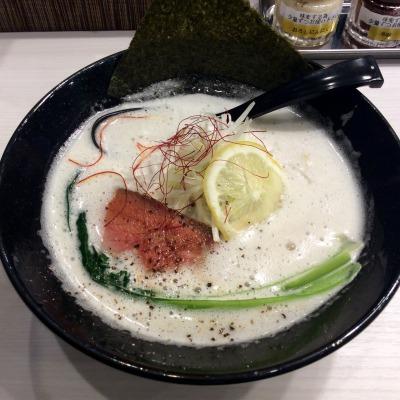 「牛そば まるは@船橋」ポタージュのような濃厚スープは女性必食の1杯!