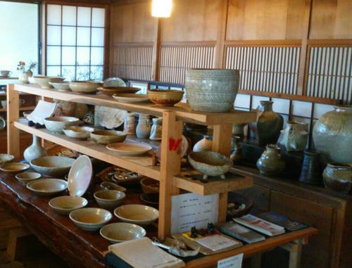 柚木窯(ゆのきがま)陶芸体験