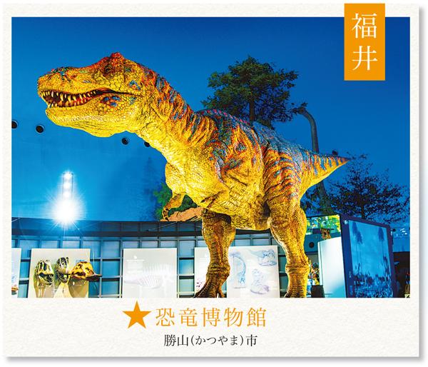 【福井】福井県立恐竜博物館