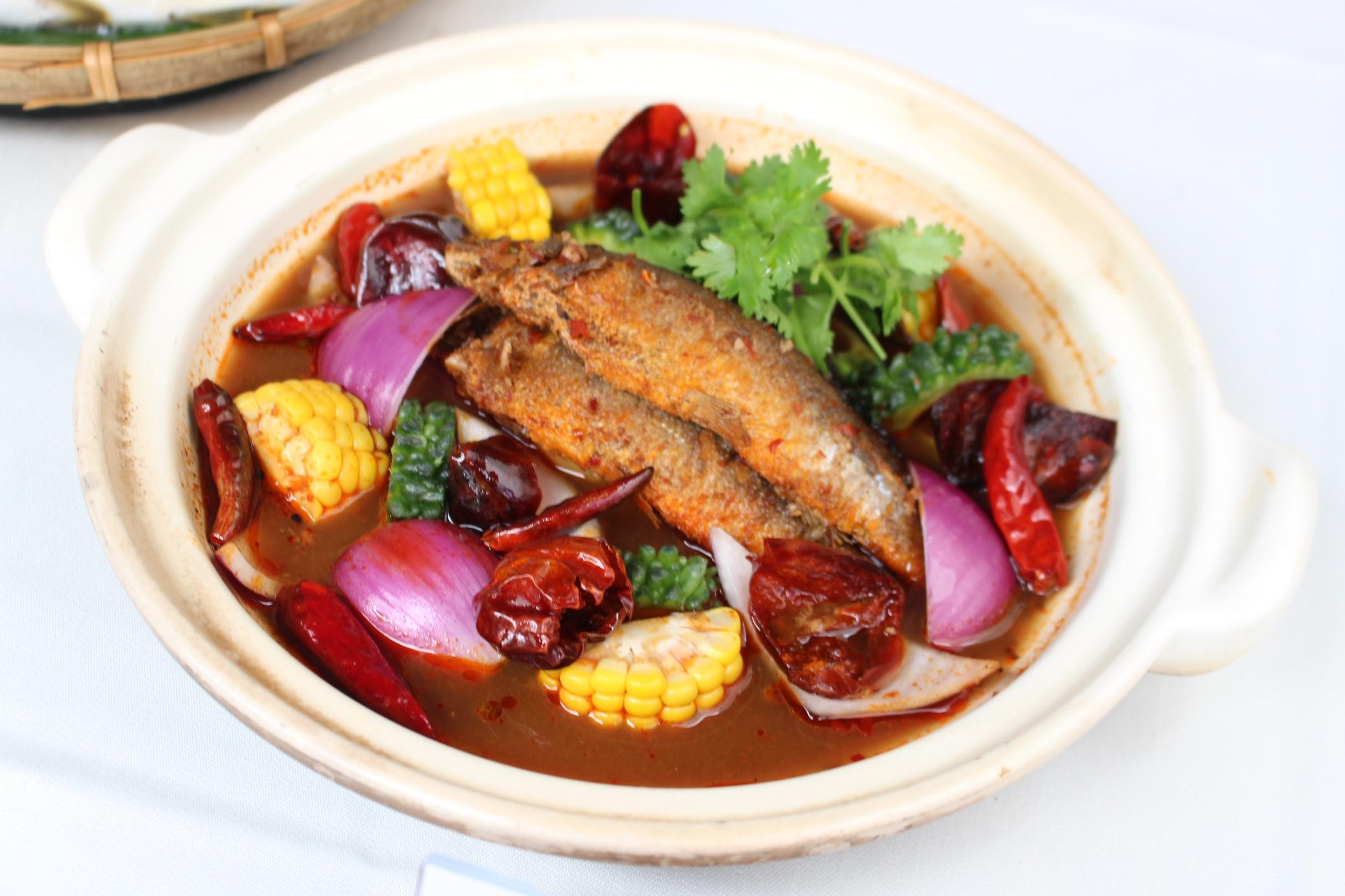 「長良川清流の鮎」と有名料理人がコラボ!@ナゴヤ セントラルガーデン