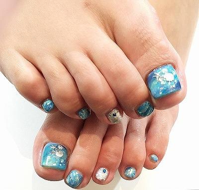 foot⑤