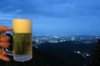 高尾山ビアマウント1