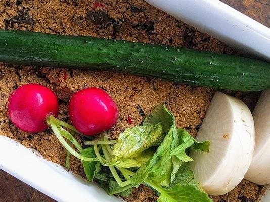 夏野菜のぬか漬けで、夏バテ防止しませんか?