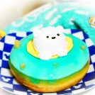 かわいい!クリスピー・クリーム・ドーナツの夏限定シロクマのドーナツ