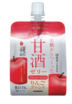 412149_プラス糀米糀の甘酒ゼリーりんご