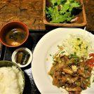 こだわり食材のランチを食べに[eat産直野菜とブランド豚工房]@新栄町