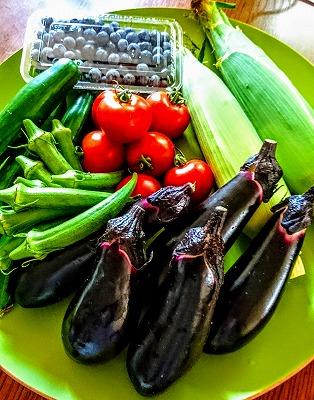 【横浜・泉区】新鮮な地元の恵みを味わう!採れたて野菜と果物