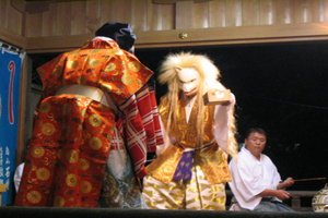 久我山稲荷神社夏祭り