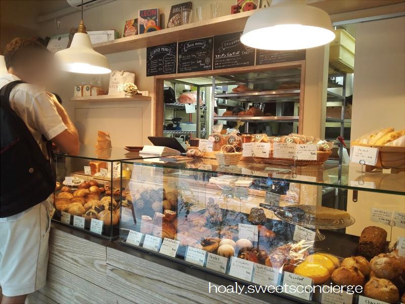 クルム伊達公子が監修のドイツ系パン屋さん こだわりのコーヒーも美味!