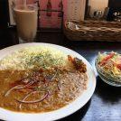 850円で美味しい南インドカレーを☆都島「ナンタラ」