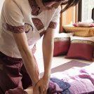 タイの伝統的ケアで、女性の産後の身体や気になる不調にアプローチ