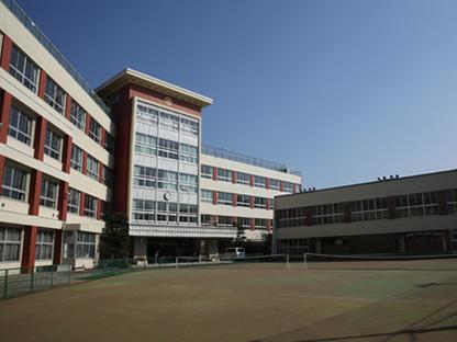 駒澤大学高等学校の写真