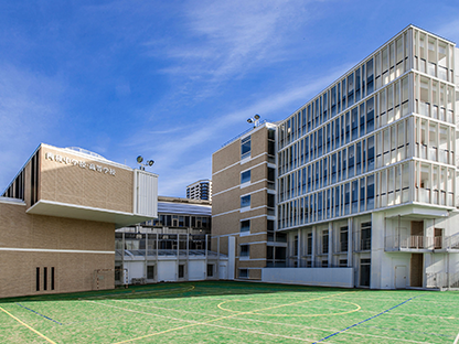 青稜中学校・高等学校の写真