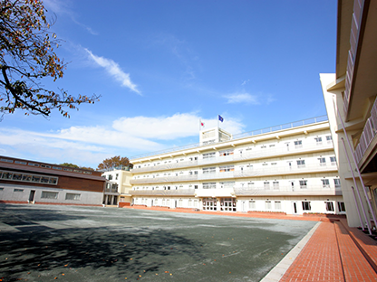 八雲学園中学校・高等学校の写真