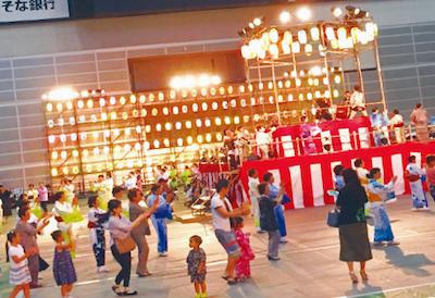 8/15(火)・16(水)入場無料の「さいたま新都心夏祭り2017」